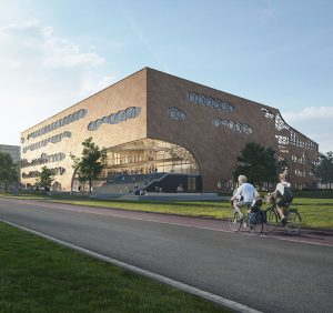 International School Utrecht cambridglaan Maar! bouwmanagement