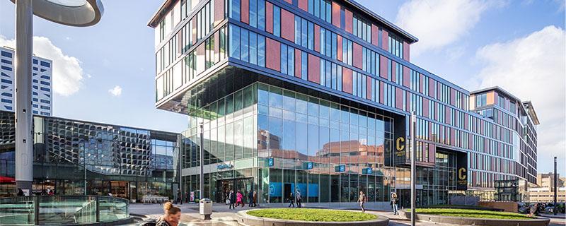 Creative Valley Utrecht Centraal Noordgebouw Maar! bouwmanagement