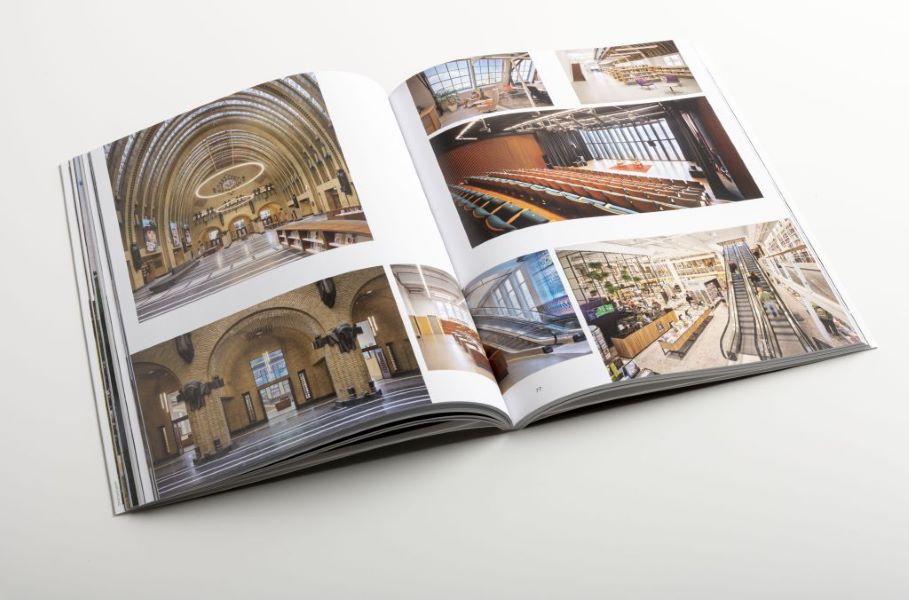 Maar! bouwmanagment jaarboek Architectuur in Nederland